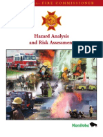 Hazard Analysis Risk Assessment
