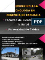 Introduccion Regencia Farmacia