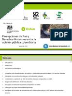 Oxfam Percepcion Paz y Dchos Hmanos Final