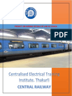Project on Wiring Details of LHB AC Coach.docx