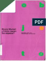 Metodologia de Diseño Bruno Munari