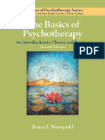 The Basics of Psychotherapy An Introduction to Theory and Practice, Second Edition.epub