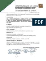 Municipalidad Provincial de San Roman - Ok