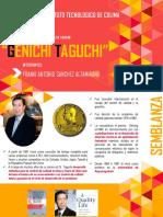 Genichi Taguchi Presentacion