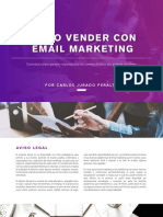 Módulo 3 Cómo Vender Con Email Marketing -eBook