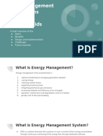 Energy Management Systems for Microgrids