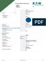 EATON - M22-DL-B - Karta Danych - PL