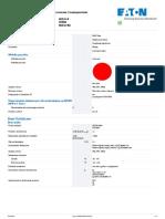 EATON - M22-D-R - Karta Danych - PL