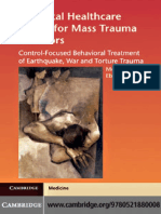 A Mental Healthcare Model for Mass Trauma Survivors - M. Basoglu, et. al., (Cambridge, 2011) WW.pdf