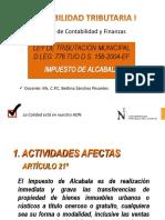 5° SEM Impuesto de Alcabala (1)