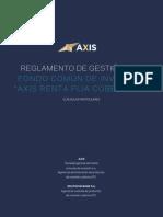 Producto Axis Renta Fija Cobertura - Clase b