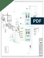 Flujograma de una planta de Procesamiento de Harina Precocida
