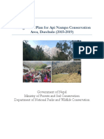 Conservation Area Management Plan