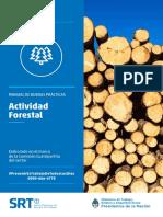 Manual Actividad Forestaal
