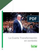 BCW - Contexto Cuarta Transformación ES
