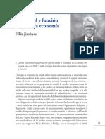 Pluralidad y Función Social de Economía-FJ