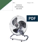 fan manual.docx