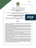 2006. Decreto 4369. Regl. Empresas de Servicios Temporales