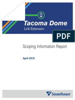 TDLE Scoping Info Report