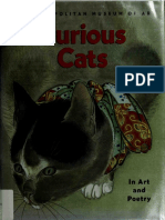 Curious Cats - In Art and Poetry (Art eBook)