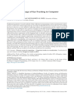 A survey on the usage of eye tracking in computer.pdf
