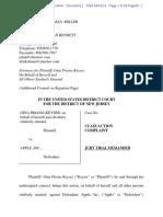 Case 2:2019cv09162 PRIANO-KEYSER, GINA, versus Apple