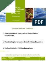 Programación Politica