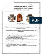 Crime Solvers Group Podcast Handout