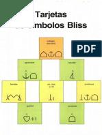 Tarjetas Símbolos Bliss