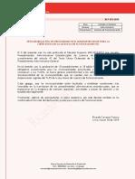 Estandarización de Procedimientos Administrativos - Licencia de Funcionamiento Vf 10.03.2019