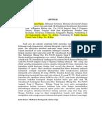 Abstrak dan Jurnal - Kurang Dafpus.docx