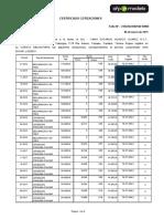 Certificado de Cotizaciones AFPModeloVadia