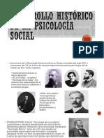 Desar. Historico de La Ps. Social