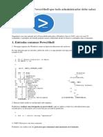25 comandos de PowerShell que todo administrador debe saber