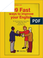 99 Fast Ways to Improve English