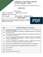 PLANO DE AULA ELETROMECÂNICA 2018.1  2019.1 APV.docx
