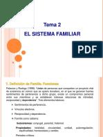 Tema2. Sistema Familiar