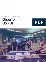 Acámica Plan de Estudios UIUX
