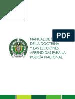 1DE-MA-0001 MANUAL DE GESTIÓN DE LA DOCTRINA Y LAS LECCIONES APRENDIDAS PARA LA PONAL.pdf