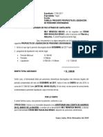 PRESENTO PROPUESTA DE LIQUIDACION Y APERTURA DE CUENTA DE AHORROS.docx