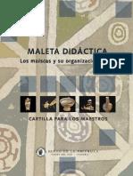 Maleta Didáctica, los Muiscas y su organización