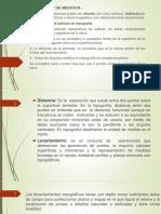 6 Metodos Directos de Medicion TOPOGRAFIA