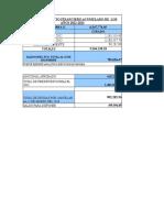 Cuadros de Presupuesto