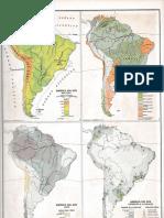 América Del Sur Cuatro Dimensiones