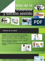 Ámbito de La Salud, Eutanasia y Suicidio