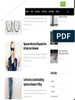Barcelona. - Clean News & Magazine WordPress Theme Preview - ThemeForest