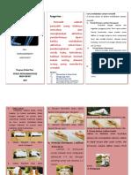 Leaflet Senam Rematik Fath