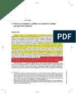 Krujit y Koonings, Fuerzas armadas y política en América Latina