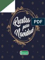 Navidad Recetario Ok PDF