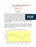 China VC Index - 3Q 2010